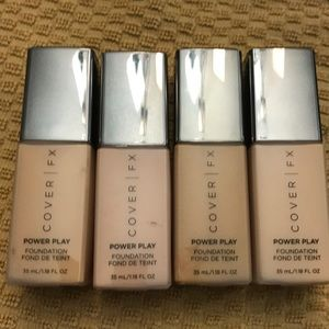All 4 Cover Fx Foundation